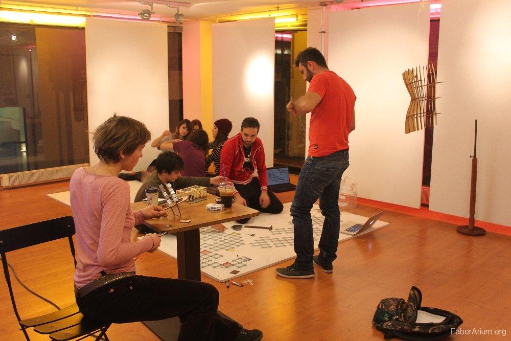 workshop2012beta, Fabrication-Assamble